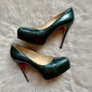 Brian Atwood Maniac Patent Leather Pumps